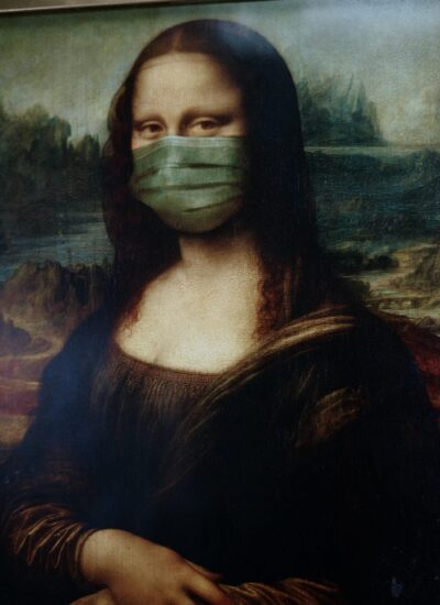 monalisa_mask_Photo by cottonbro from Pexels