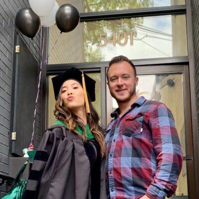 Kathy covid graduation (1)