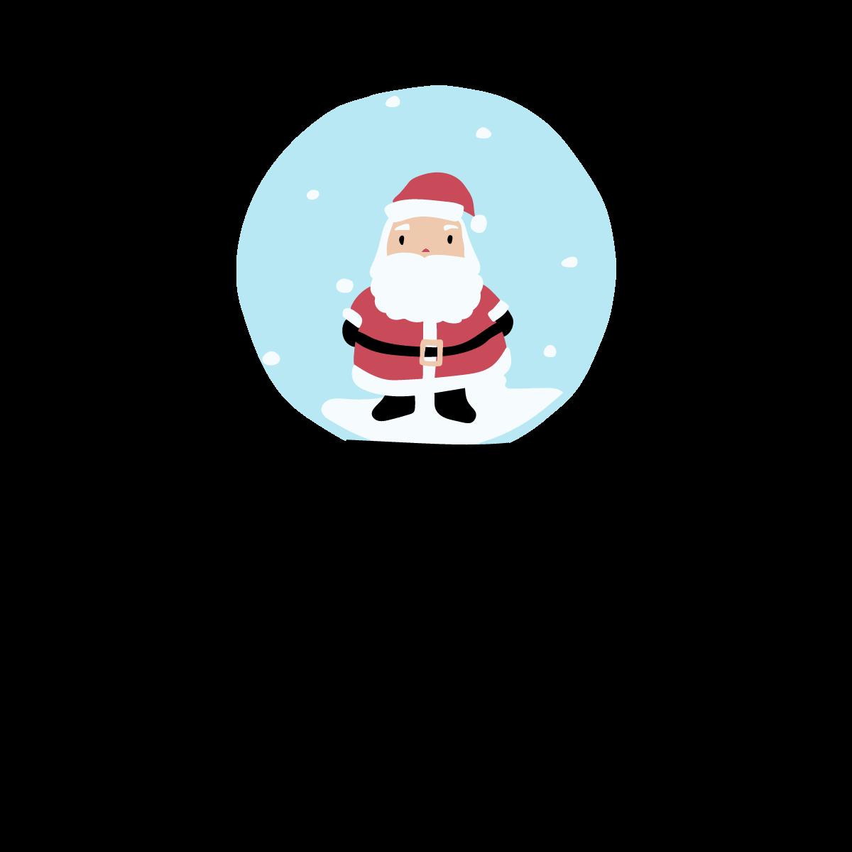 Santas Anonymous Banff Lake Louise