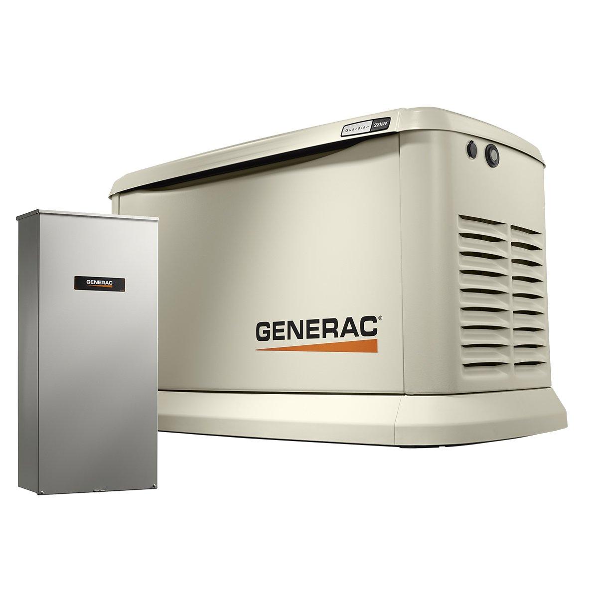 JPE Electrical generac generators