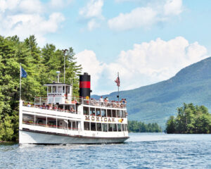 Lake George Steamboat Co