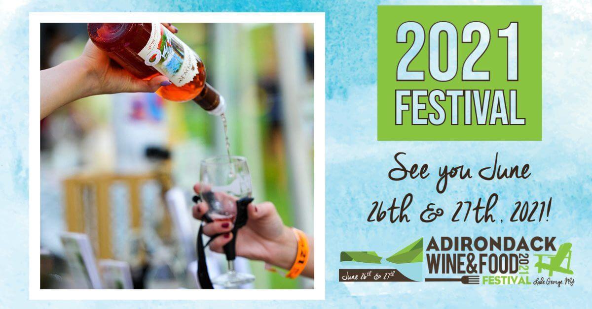lake george adirondacks wine and food festival 2021