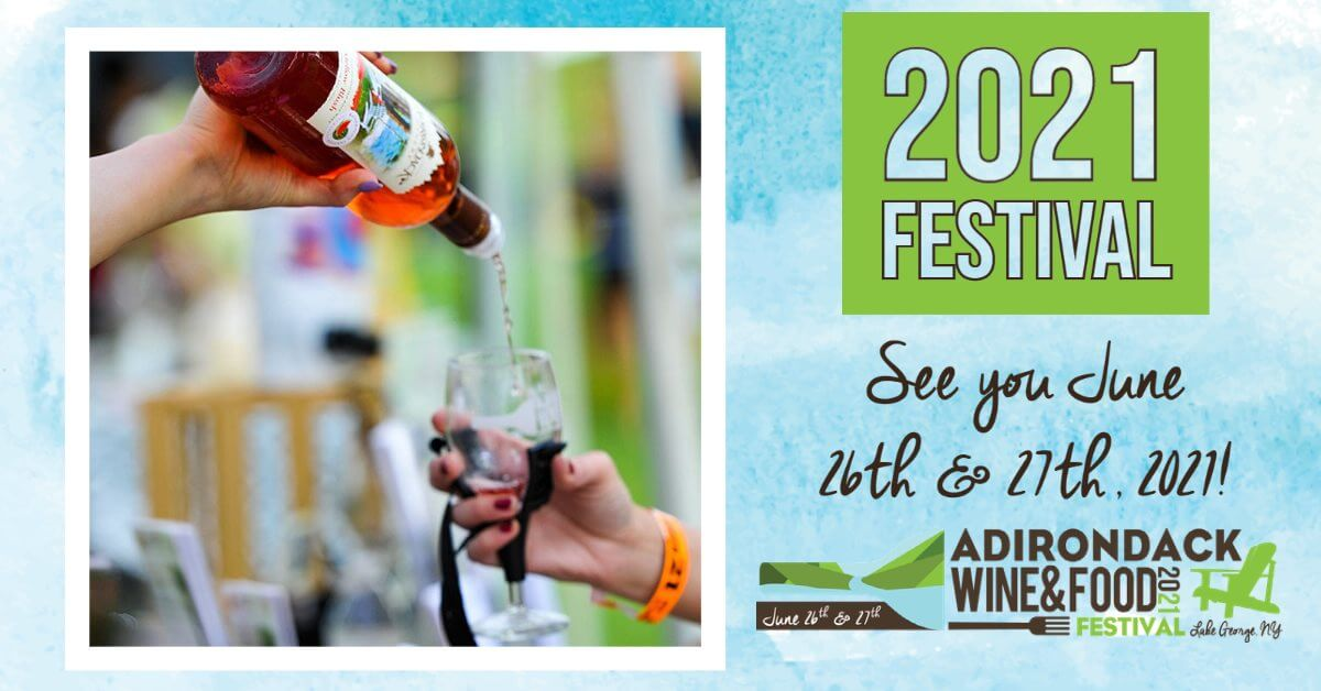 lake george adirondacks wine and food festival 2021