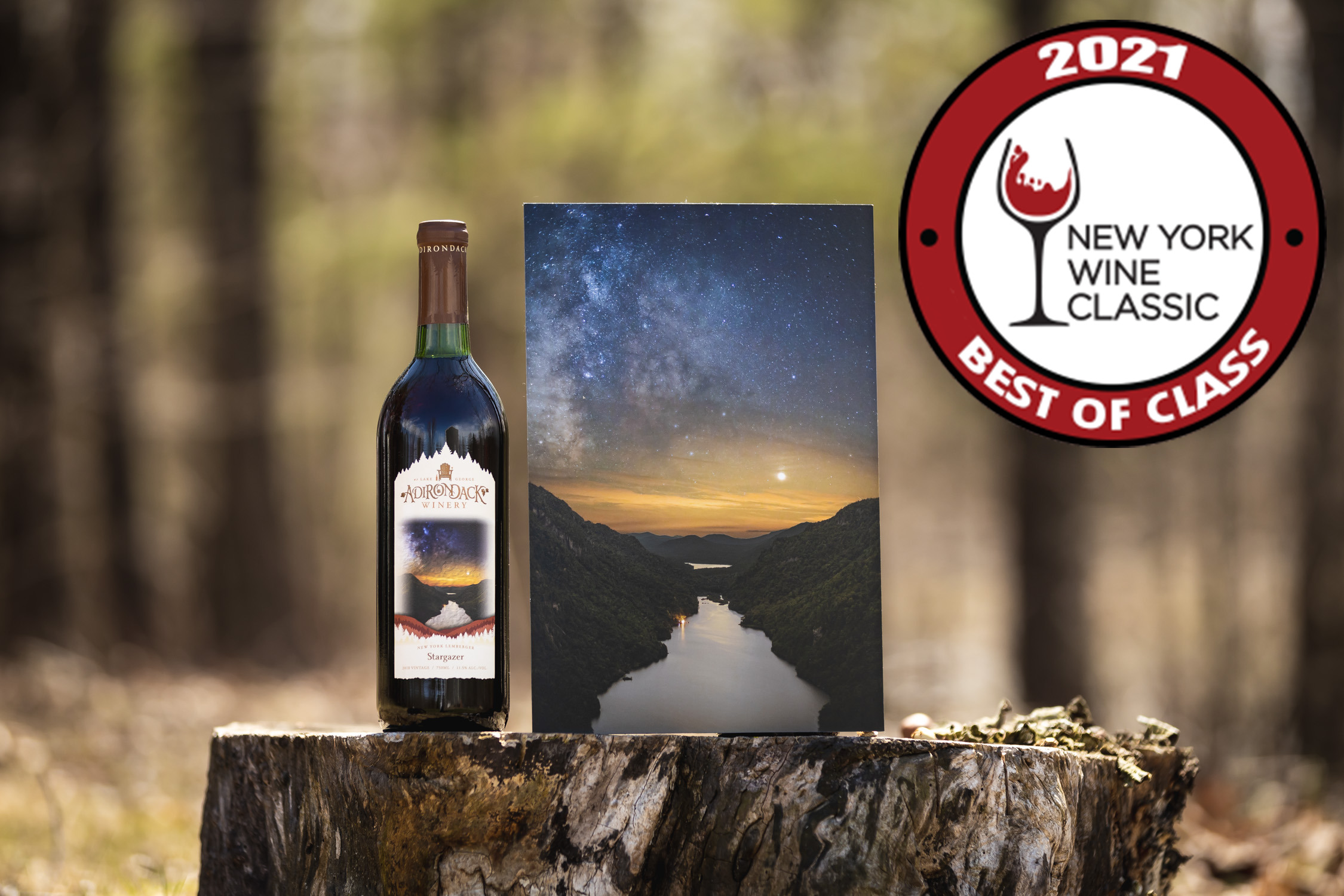 adirondack winery stargazer wine and photo best of new york