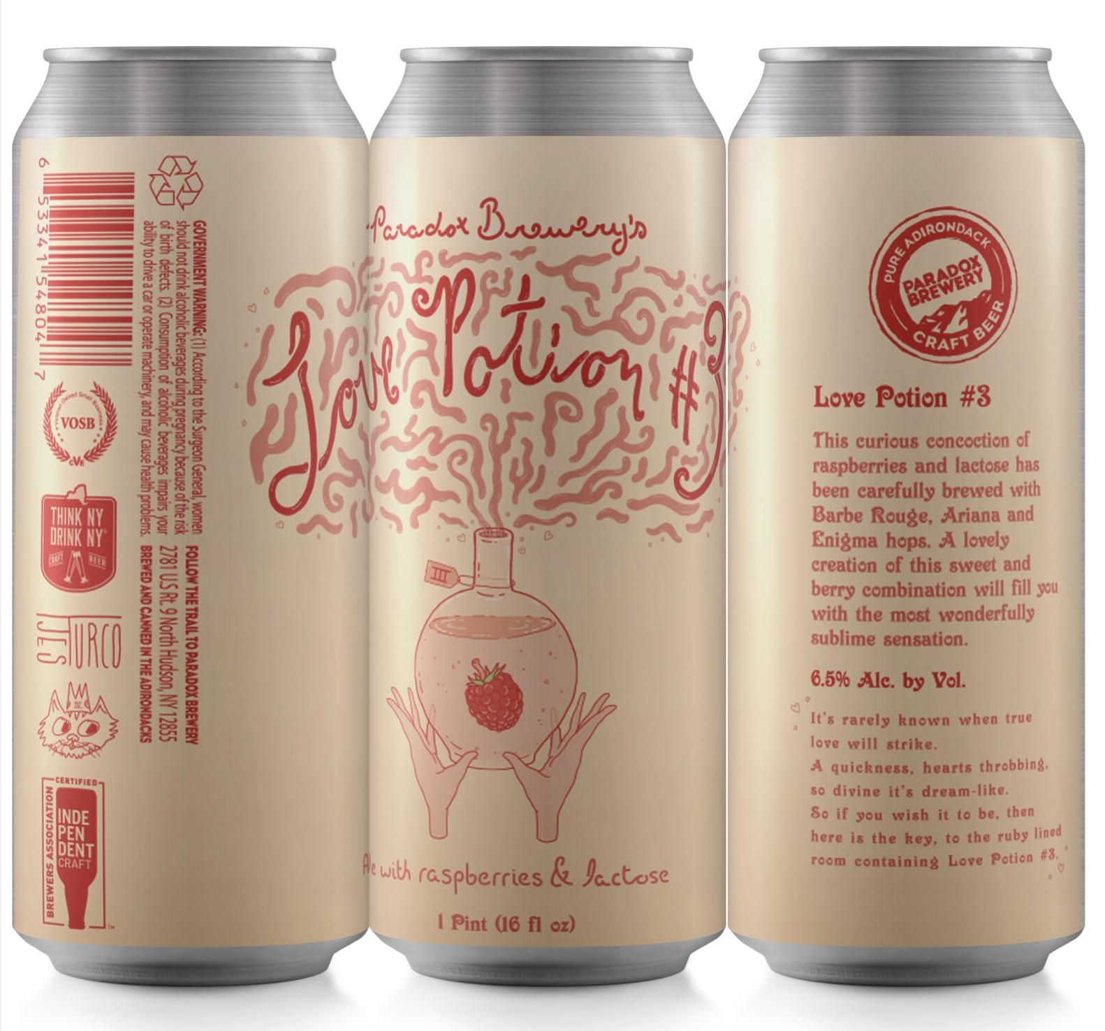 love potion 3 paradox brewery