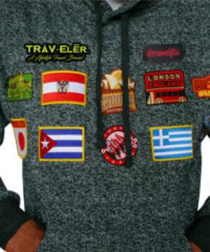 Custom Travel Sweatshirt