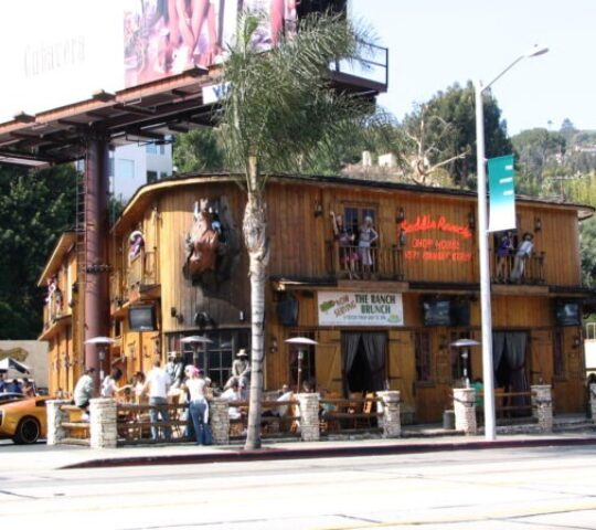 Saddle Ranch West Hollywood