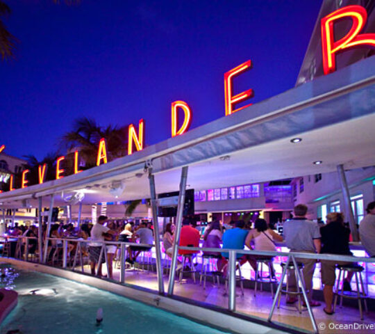 The Clevelander South Beach