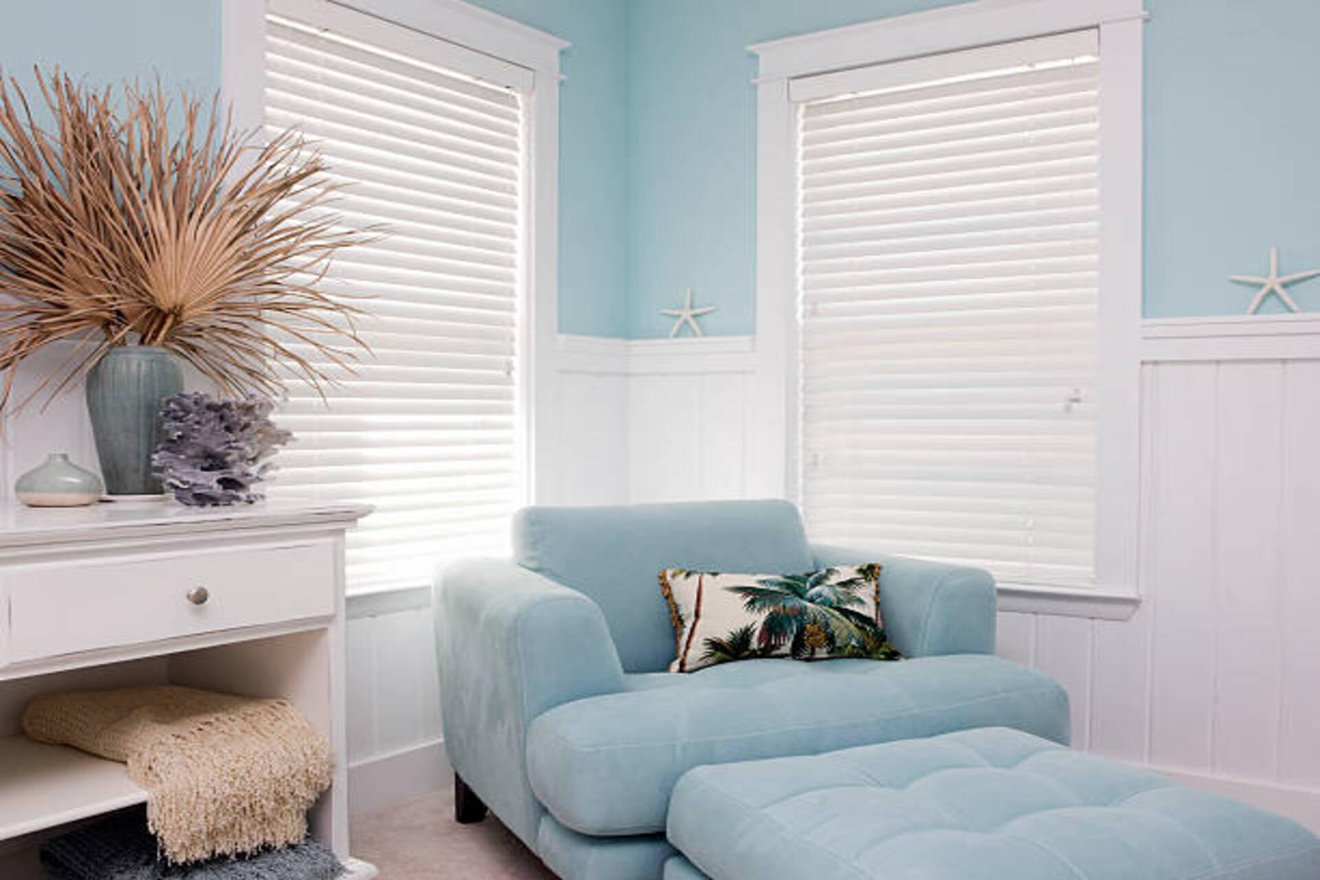 custom window blinds Pacific Palisades