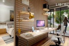 Diseño de Home Office - Sauce