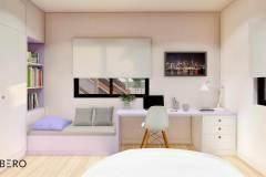 Diseño para dormitorio joven - Vivienda Santa Isabel