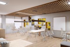 Diseño oficinas Microcentro,  CABA