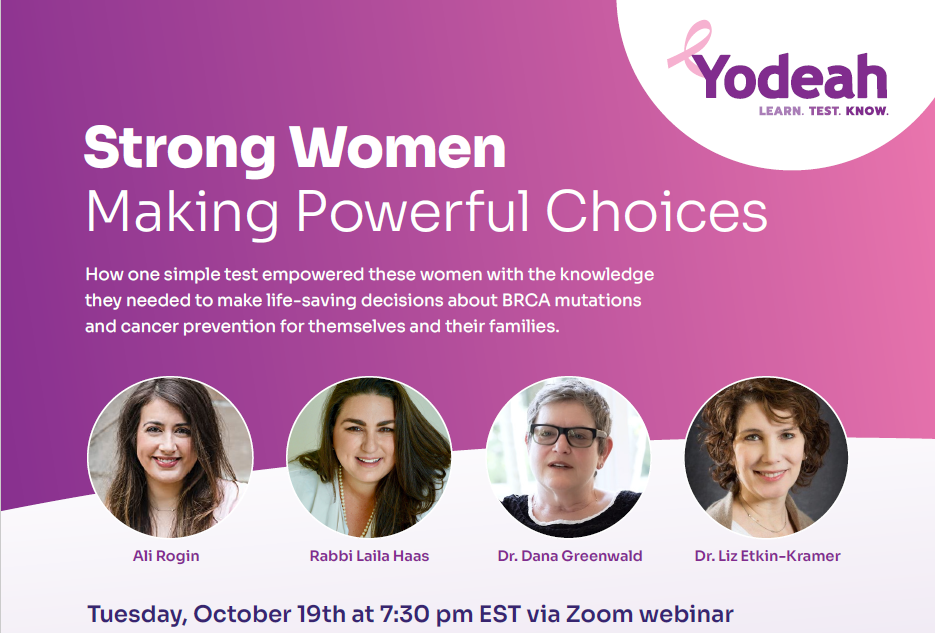 Strong Women Making Powerful Choices