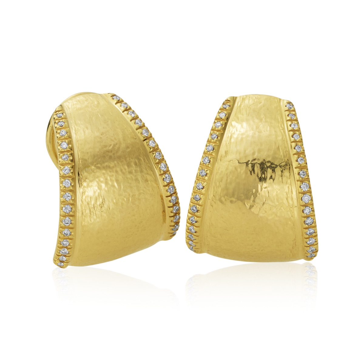 The Jewel - Mazza - Lookbook - Gold Earrings