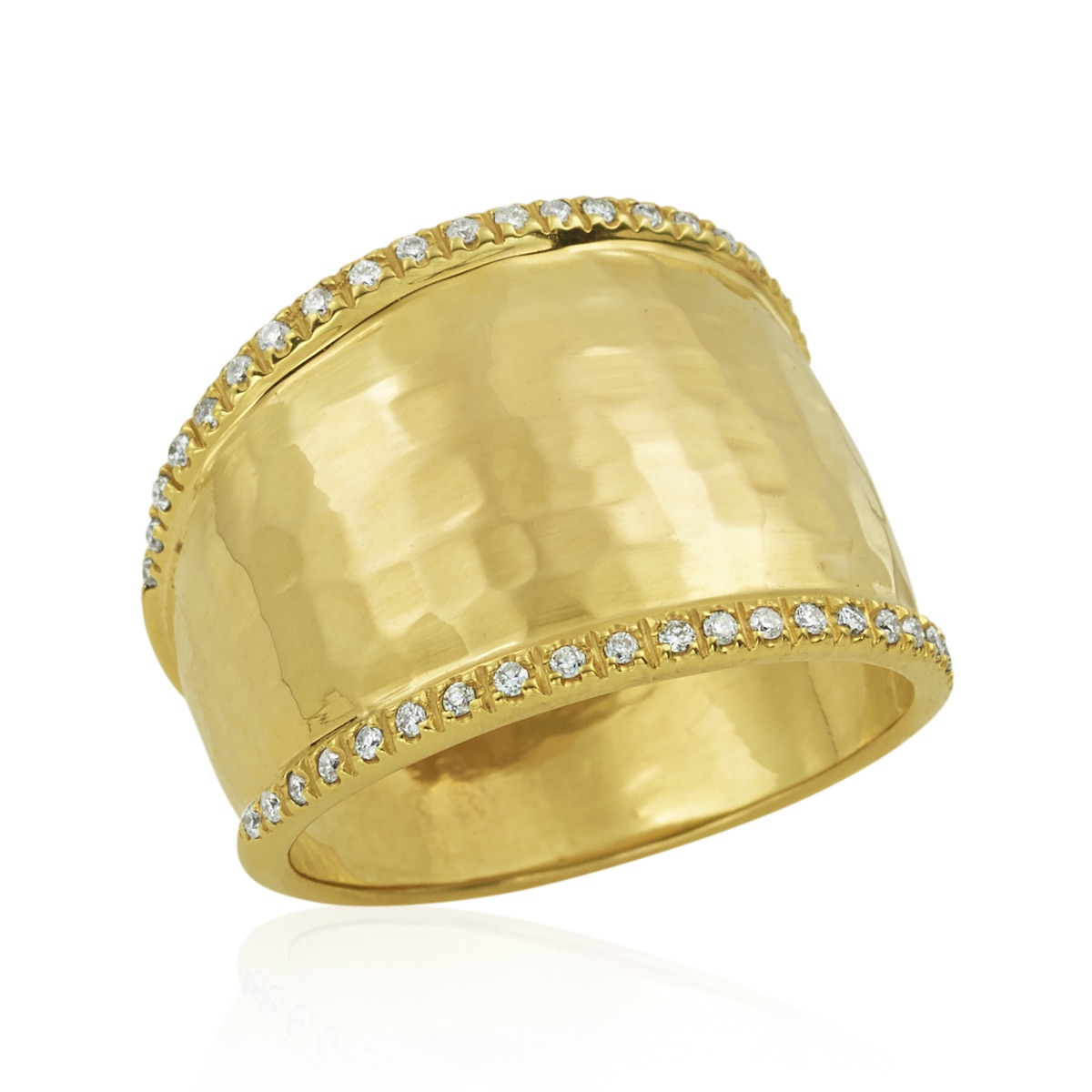The Jewel - Mazza - Lookbook - Gold Ring