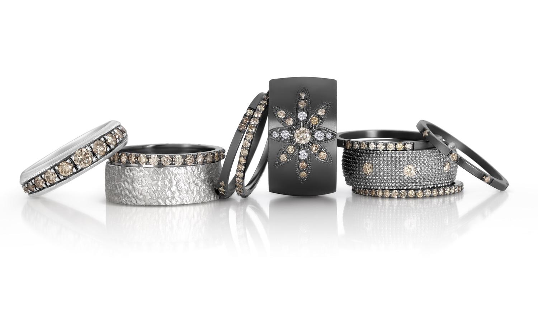 The Jewel - Suneera - Lookbook - Silver Cuff Bracelets