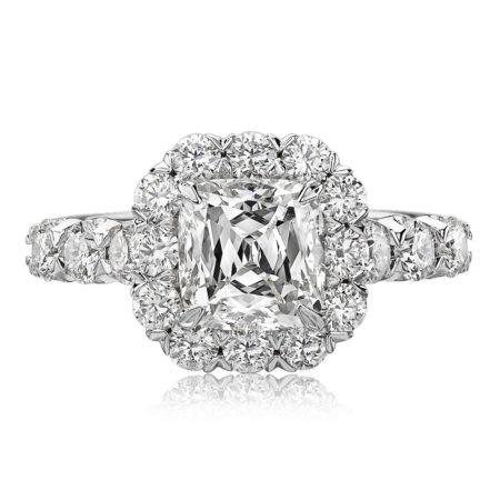 The Jewel - Christopher Designs - Lookbook - Circle Diamond Ring