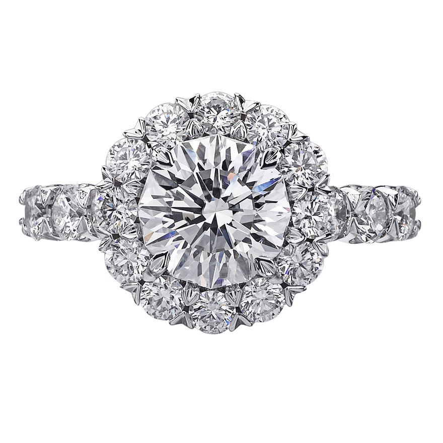 The Jewel - Christopher Designs - Lookbook - Diamond Ring