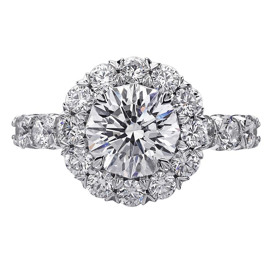 The Jewel - Christopher Designs - Lookbook - Diamond Ring