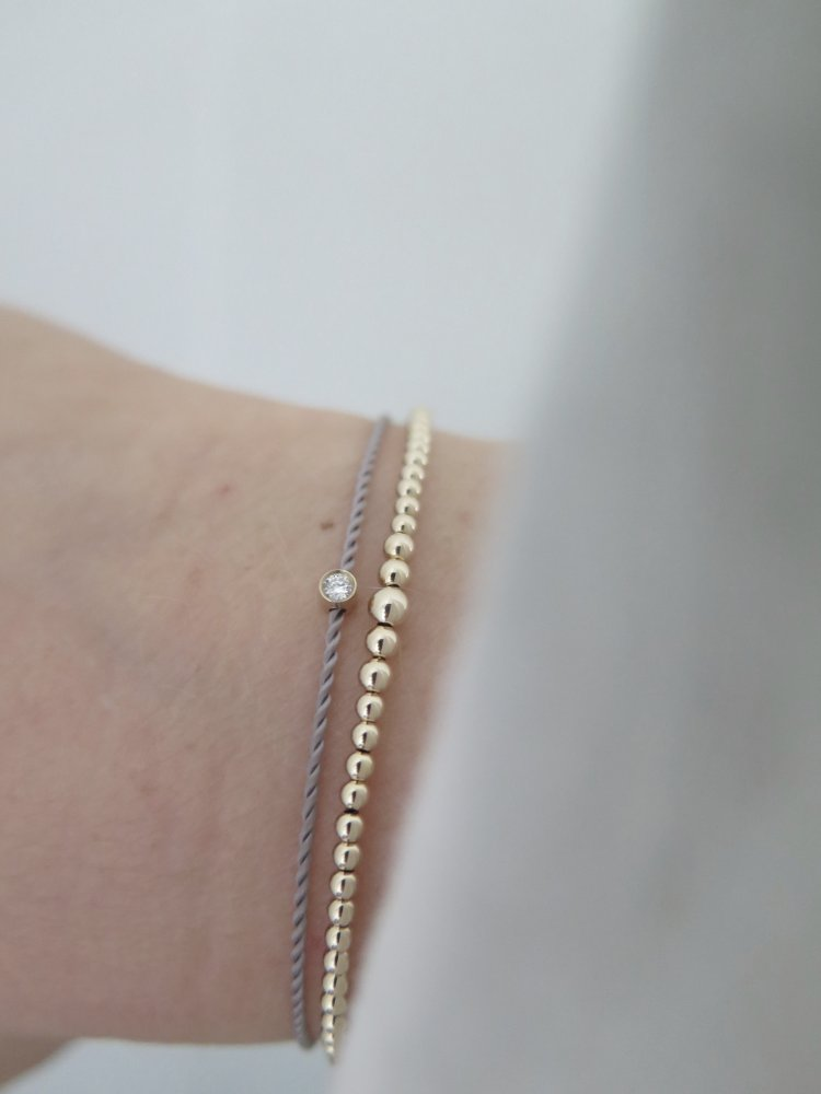 The Jewel - Hortense - Lookbook - Dainty Bracelets
