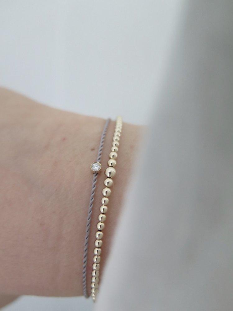The Jewel - Hortense - Lookbook - Dainty Bracelets