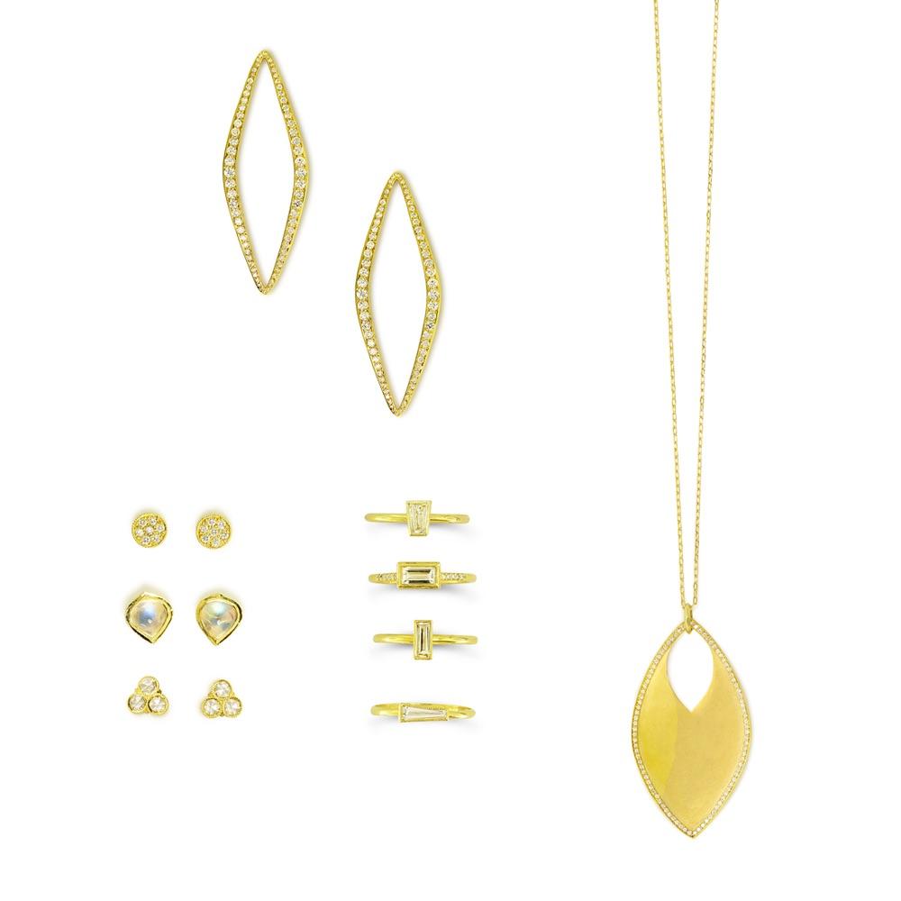 The Jewel - Ila - Lookbook - Gold Jewelry