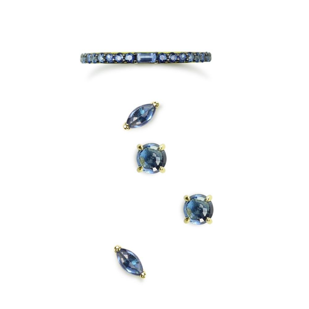 The Jewel - Ila - Lookbook - Sapphires