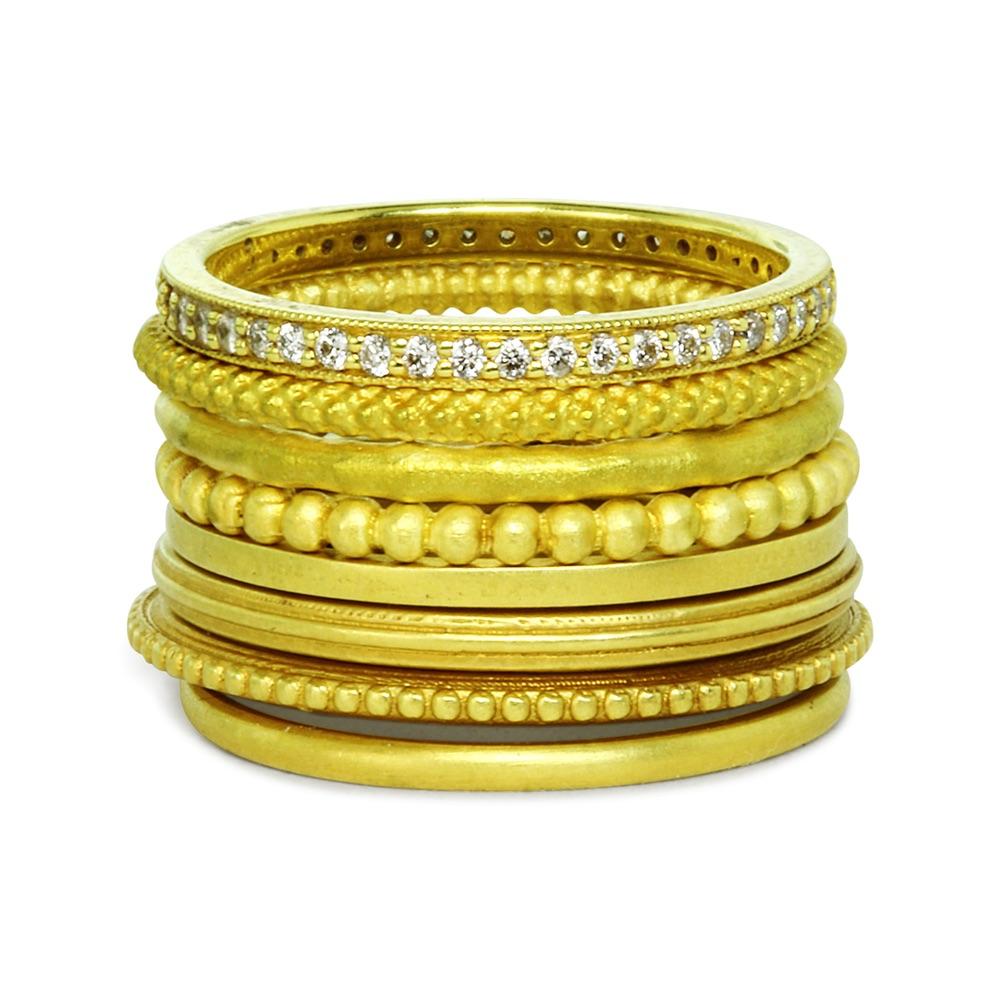 The Jewel - Ila - Lookbook - Gold Bracelets