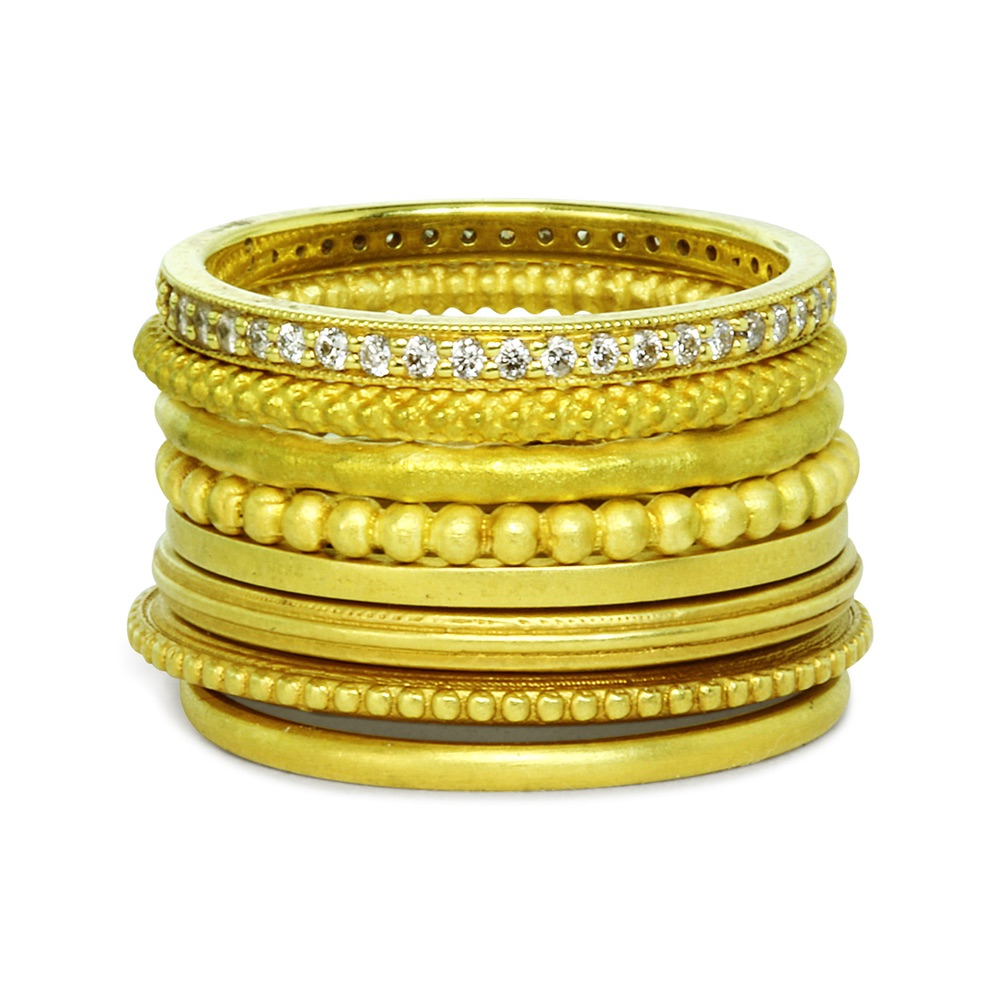 The Jewel - Ila - Lookbook - Gold Bracelets