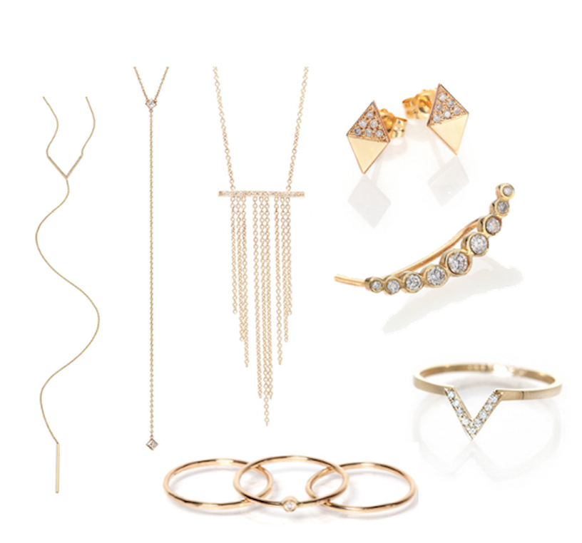 The Jewel - Zoe Chicco - Lookbook - Zoe Chicco Collection