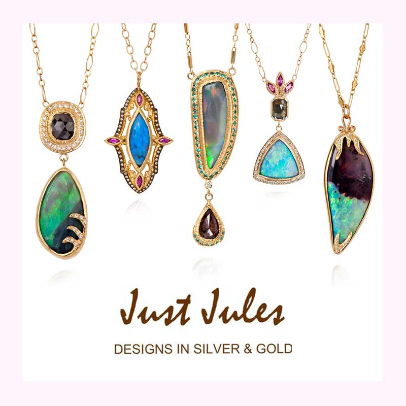 The Jewel - Just Jules - Lookbook Cover