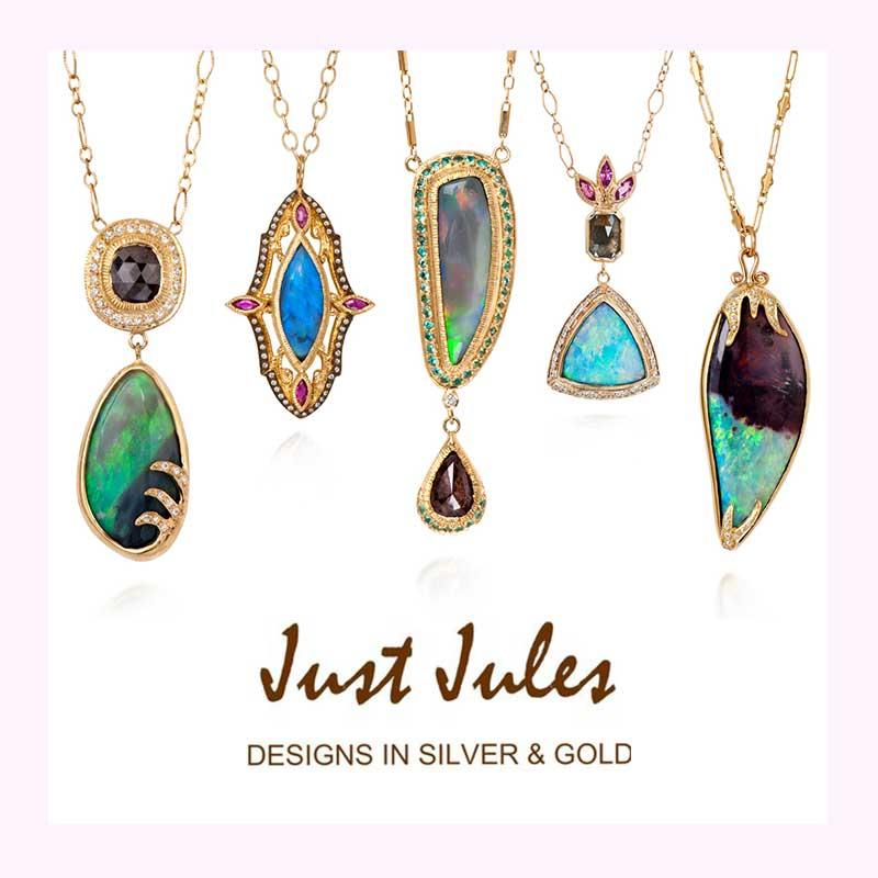 The Jewel - Just Jules - Lookbook Cover