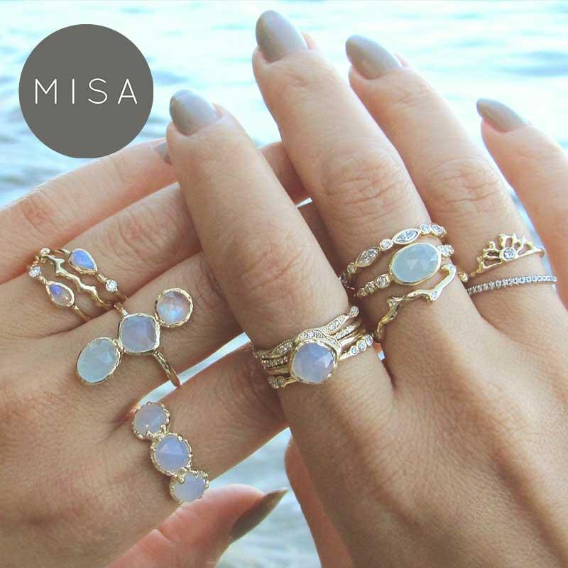 The Jewel - Misa - Lookbook Cover