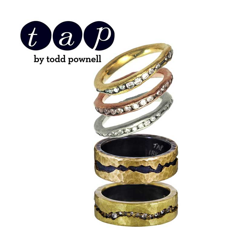 The Jewel - Todd Pownell Tap - Lookbook Cover
