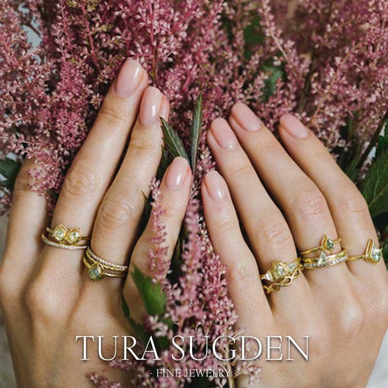 The Jewel - Tura Sugden - Lookbook Cover