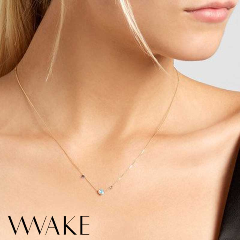 The Jewel - Wwake - Lookbook Cover