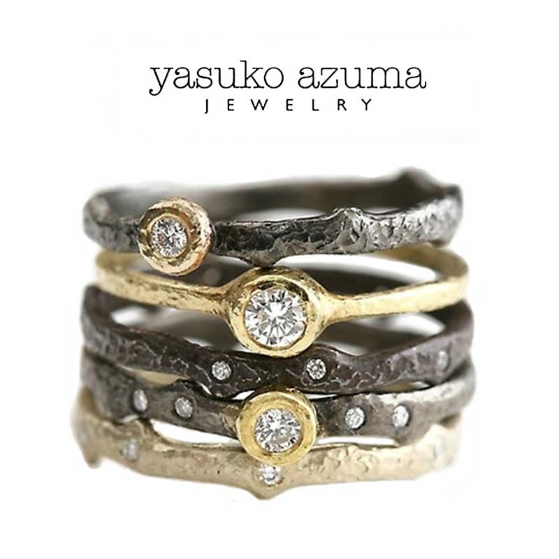 The Jewel - Yasuko Azuma - Lookbook Cover