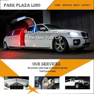 Limousine Website