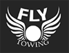 Fly towing