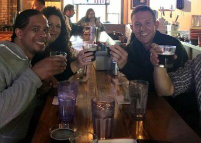 Haunted Beer Tour 10-12-2019