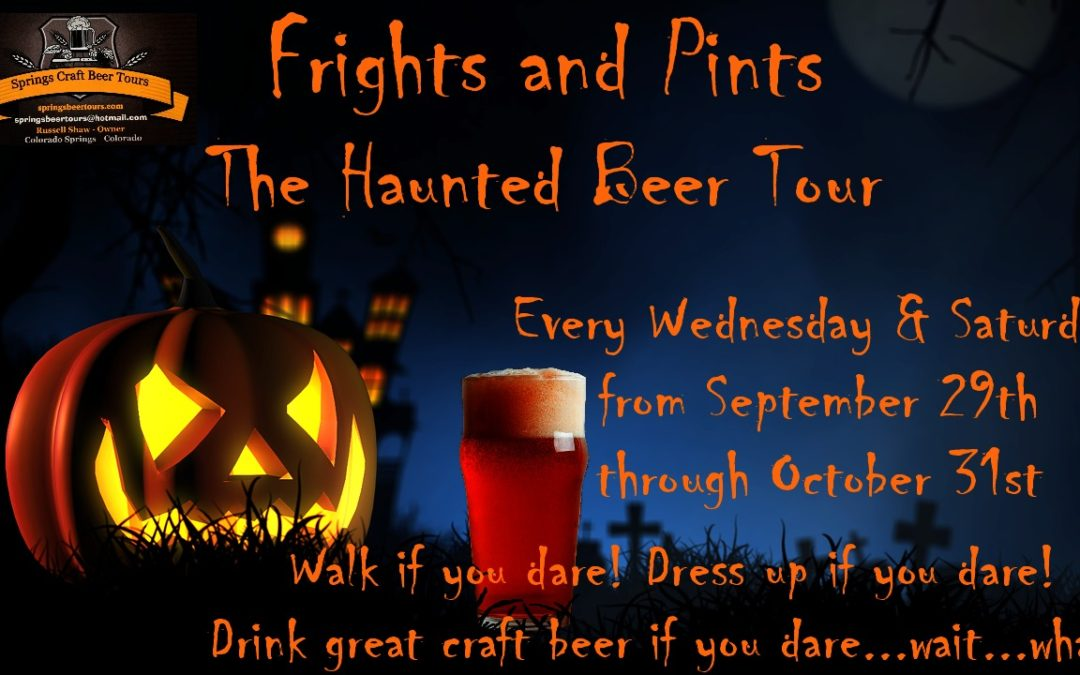 The Haunted Beer Tour