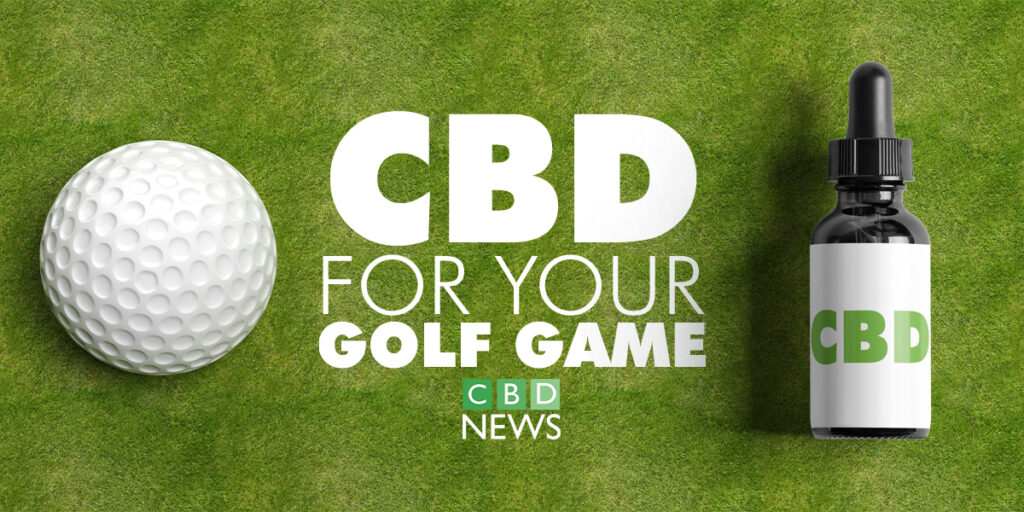 CBD for golfers