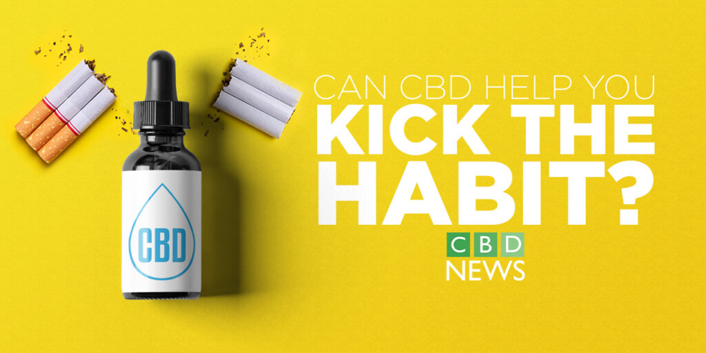 cbd oil to quit smokin