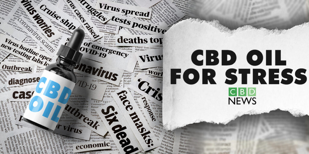CBD oil for stress