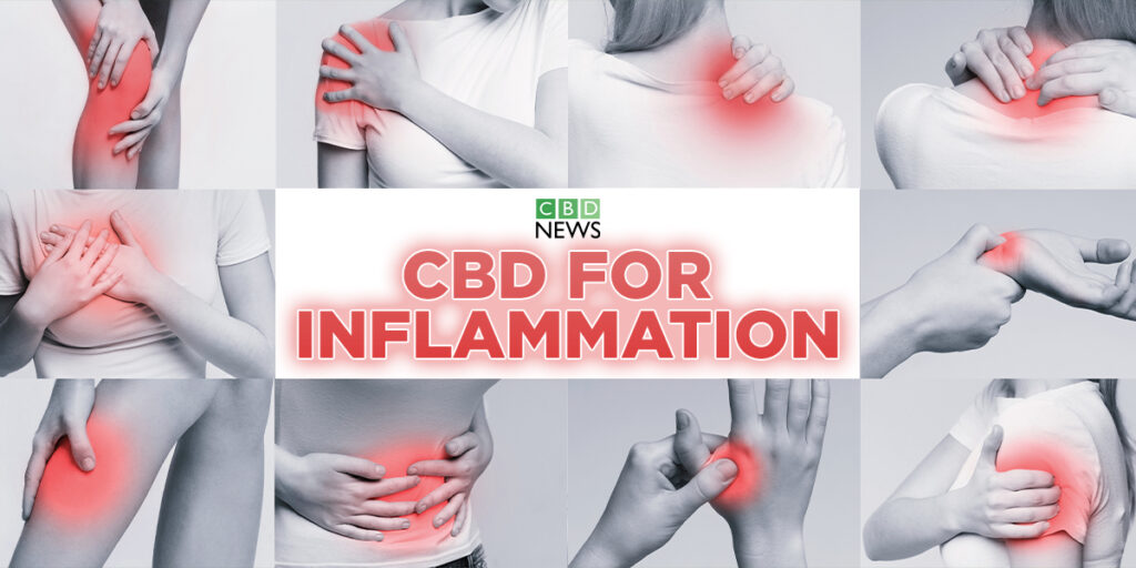 CBD for inflammation