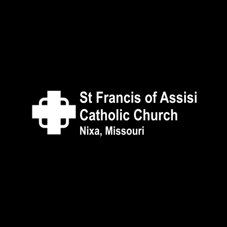 St Francis of Assisi Catholic Church Homilies
