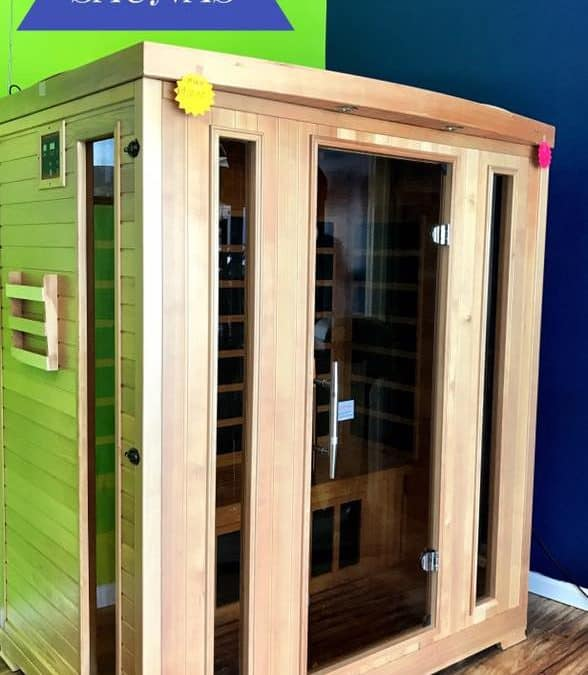 Infrared Saunas Are Here!