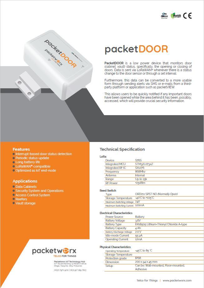 packetDOOR