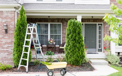 The 8 Most Important Spring Home Maintenance Items