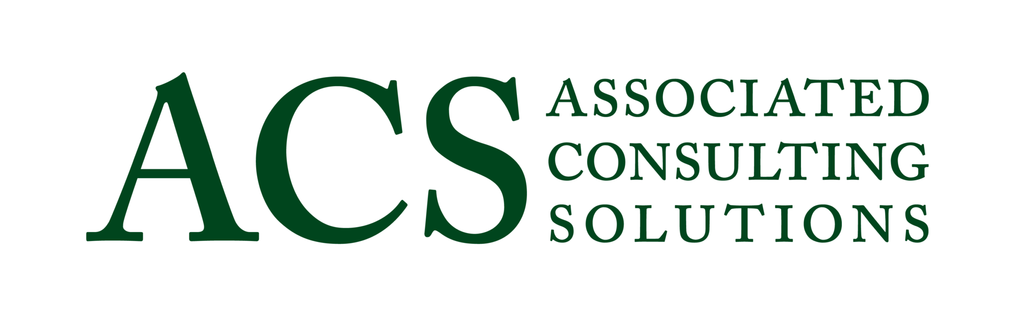 Associated Consulting Solutions